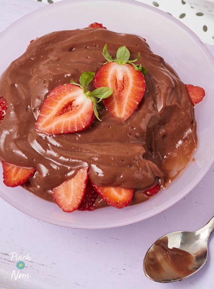 Chocolate Mousse - Pinch of Nom Slimming Recipes