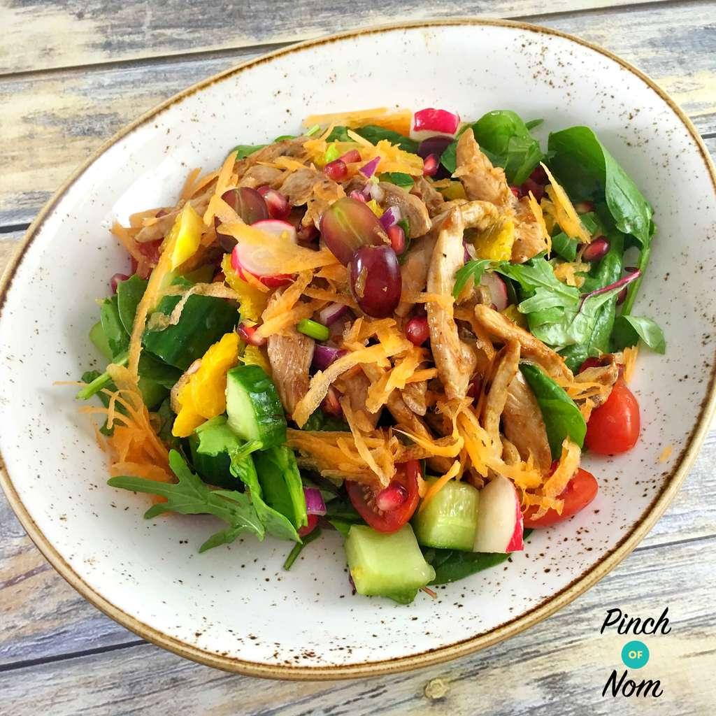 Duck Salad - Pinch of Nom Slimming Recipes