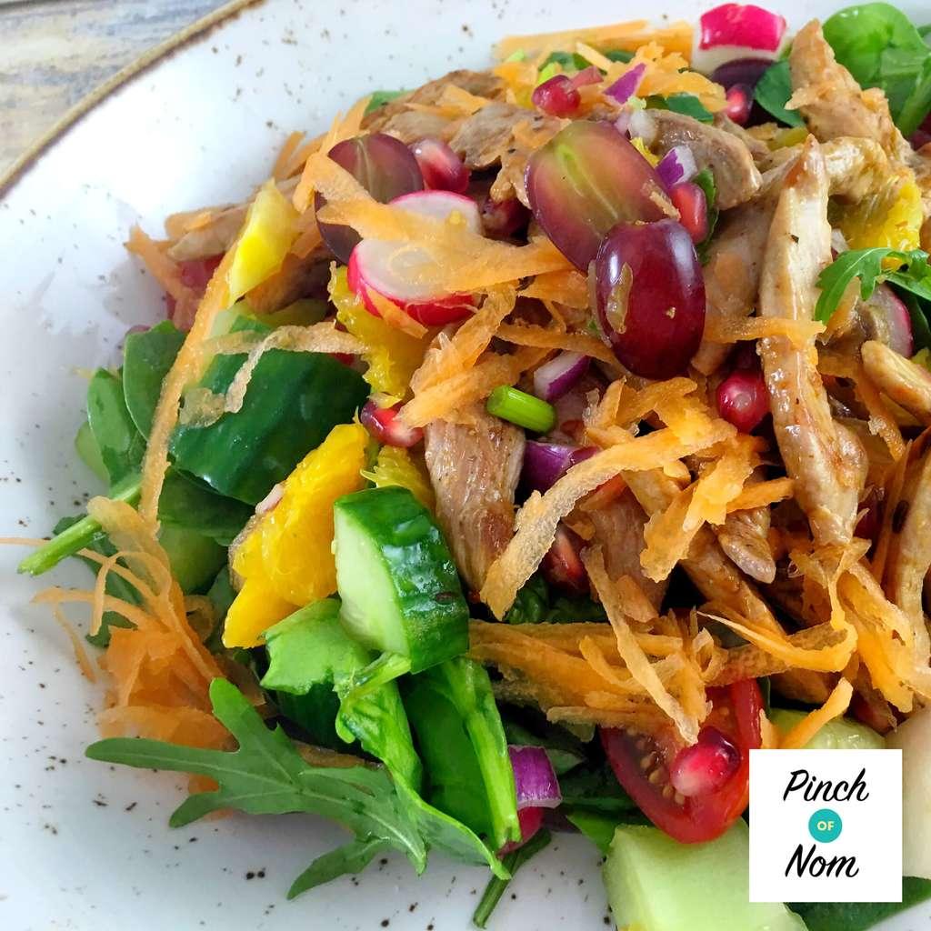 duck salad - large