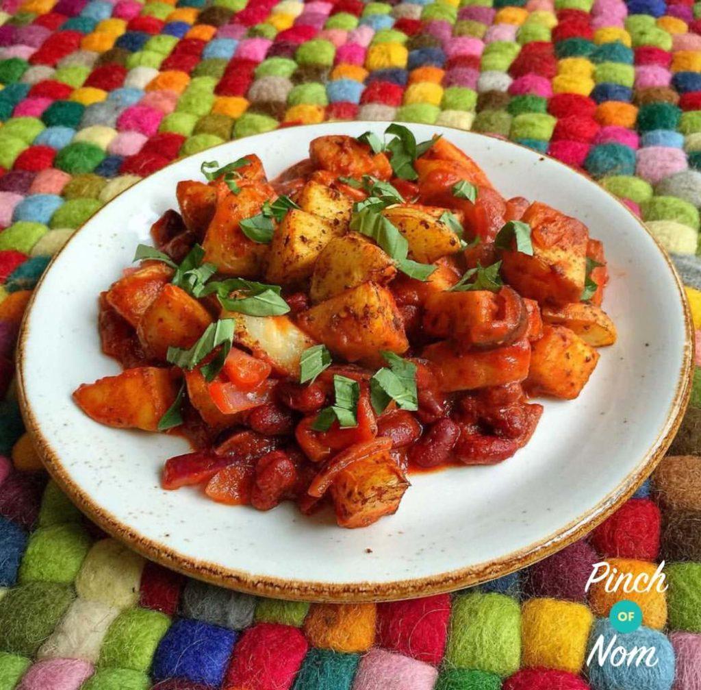Patatas Bravas - Pinch of Nom Slimming Recipes