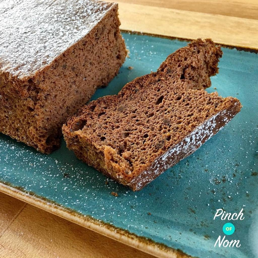 Chocolate and Orange Cake - Pinch of Nom Slimming Recipes