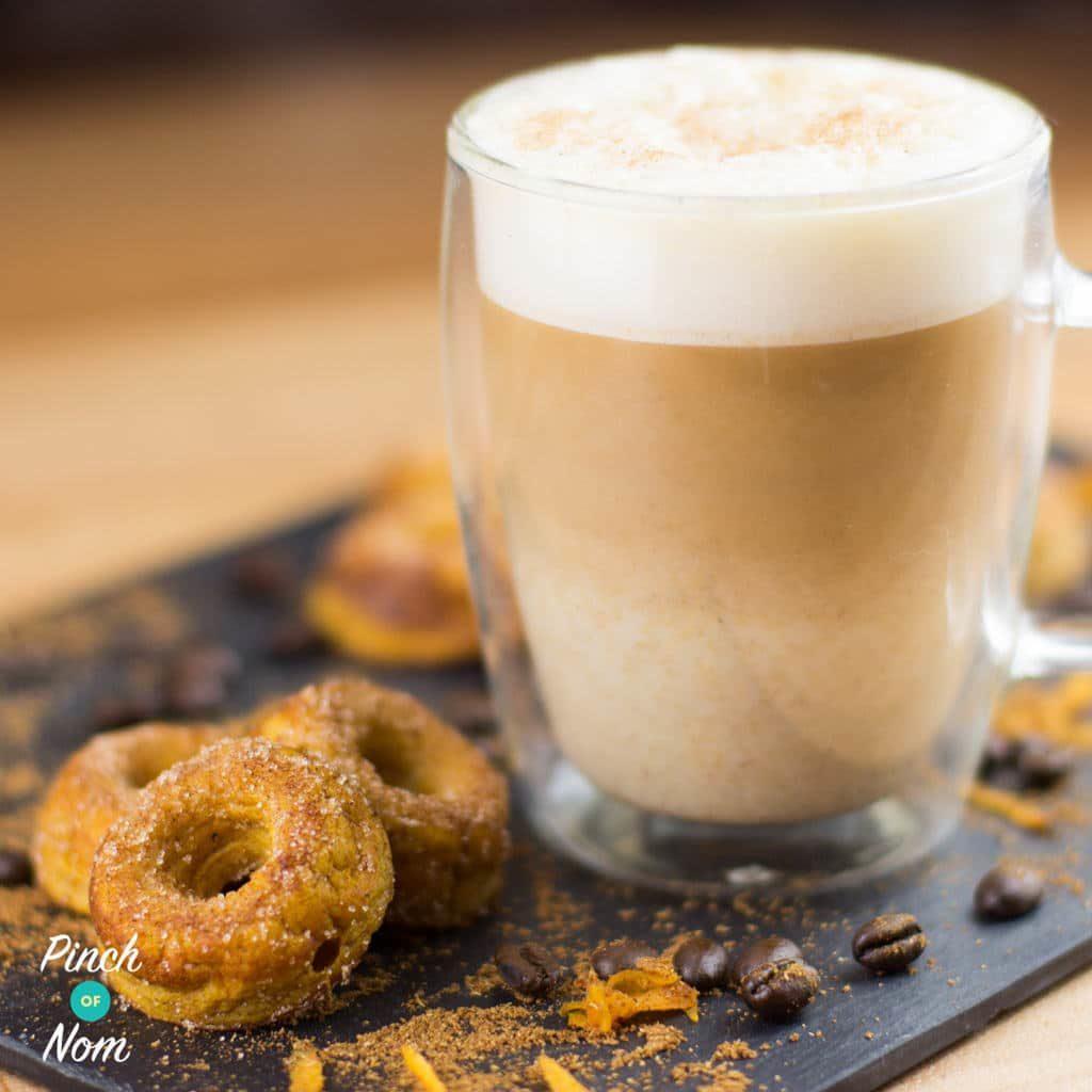 Pumpkin Spiced Latte - Pinch of Nom Slimming Recipes