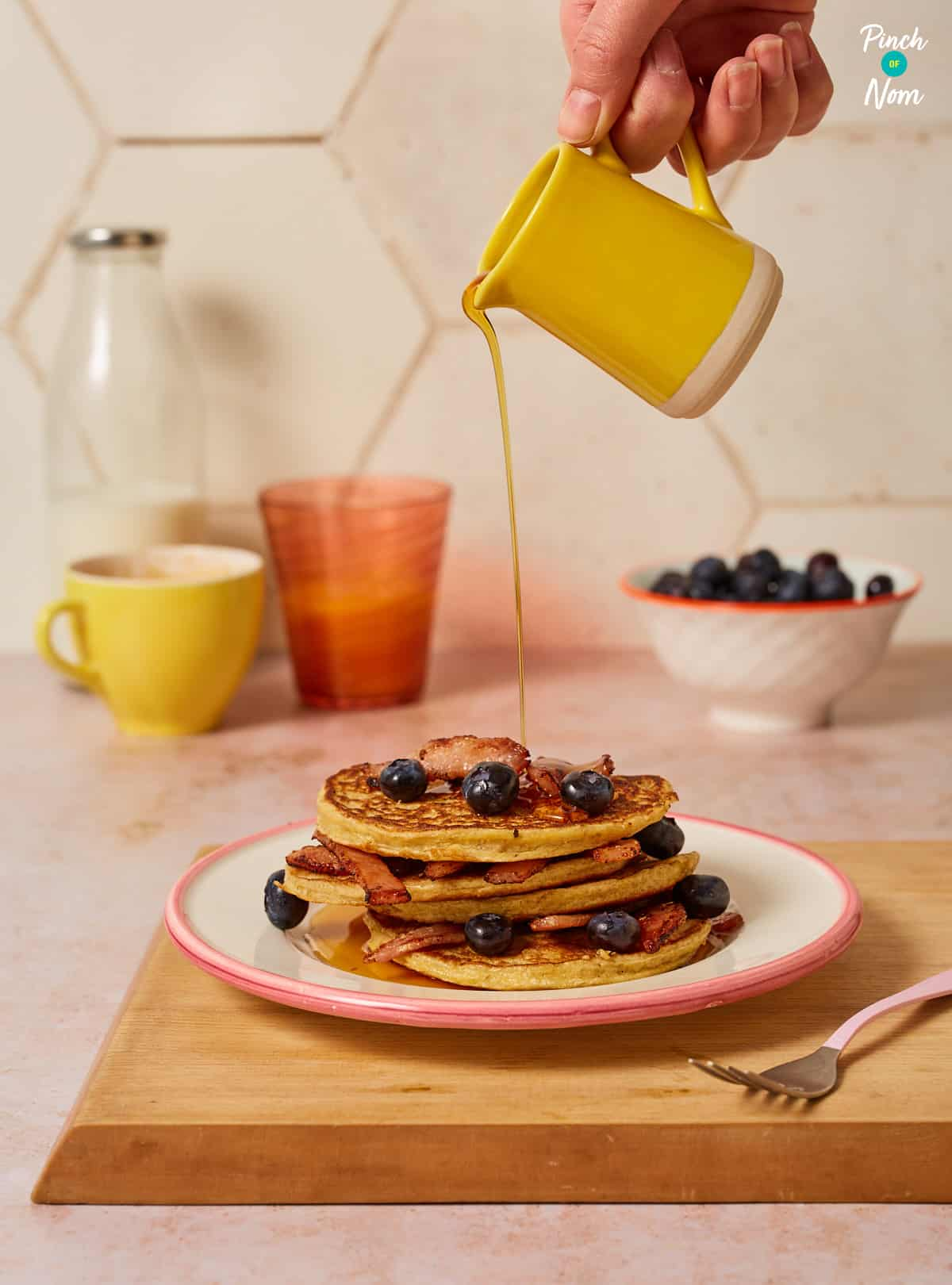 Quick and Easy Pancake Recipes | Pinch of Nom Slimming Recipes