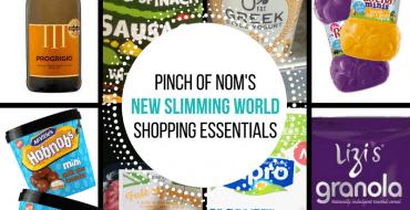 New Slimming World Shopping Essentials - 17/3/17