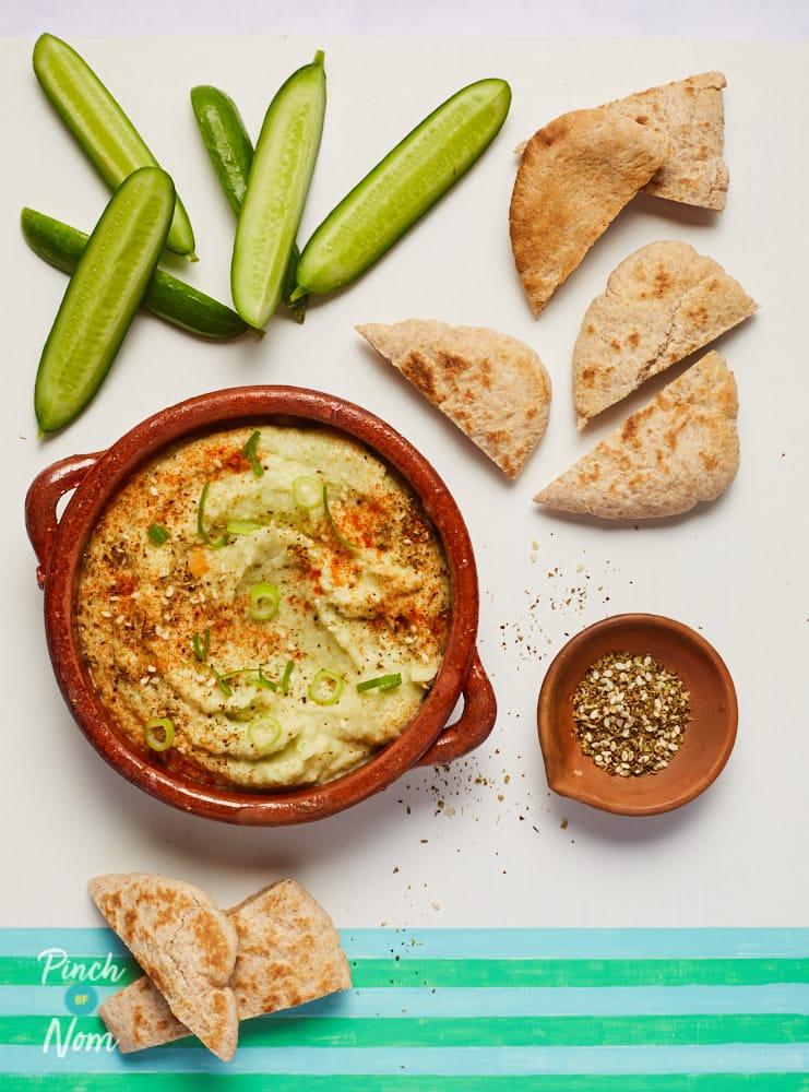 Hummus - Pinch of Nom Slimming Recipes