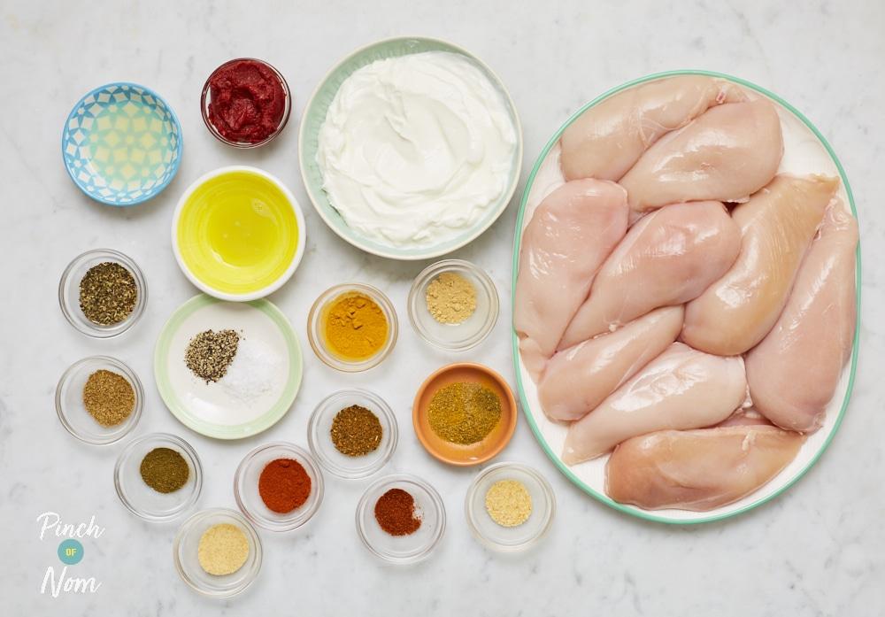 Bbq Chicken Steaks - Pinch of Nom Slimming Recipes