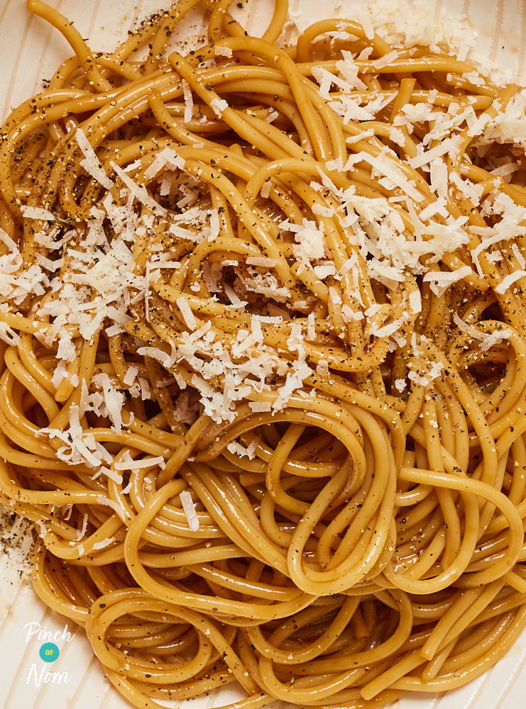 Bovril Spaghetti - Pinch of Nom Slimming Recipes