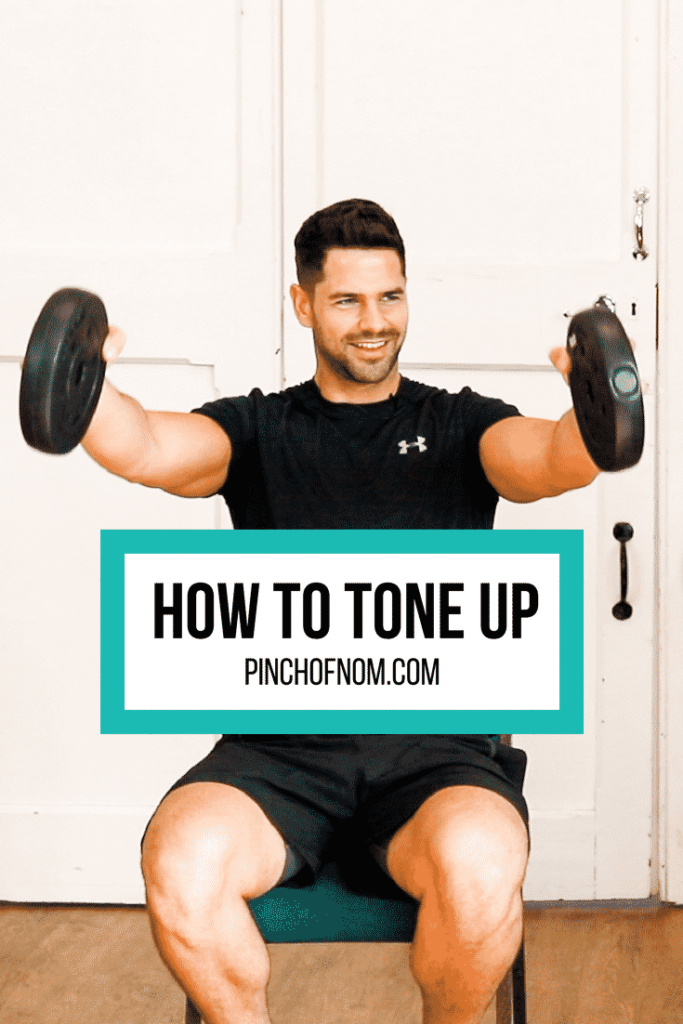 How to Tone Up | Slimming & Weight Watchers Friendly