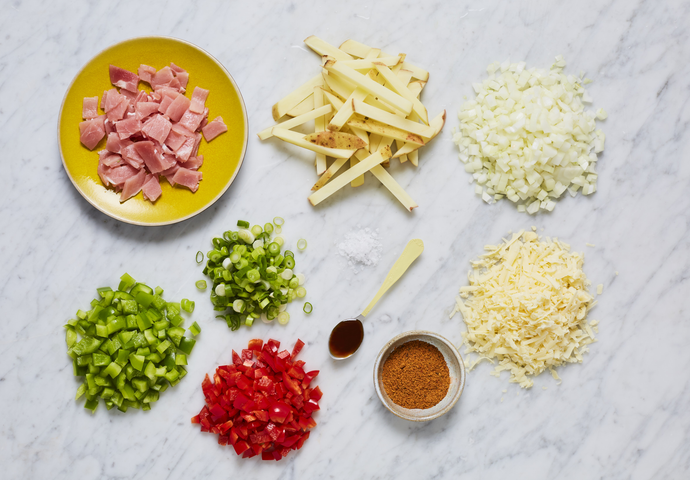 Dirty Fries - Pinch of Nom Slimming Recipes