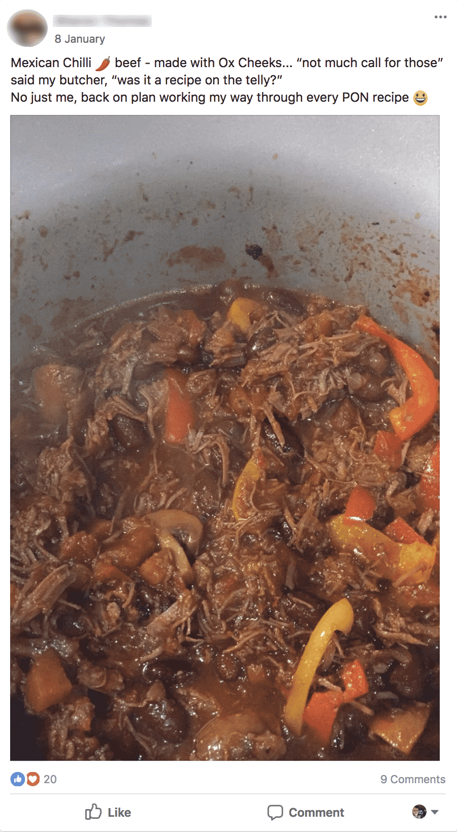 Top Beef Recipes   Slimming & Weight Watchers Friendly