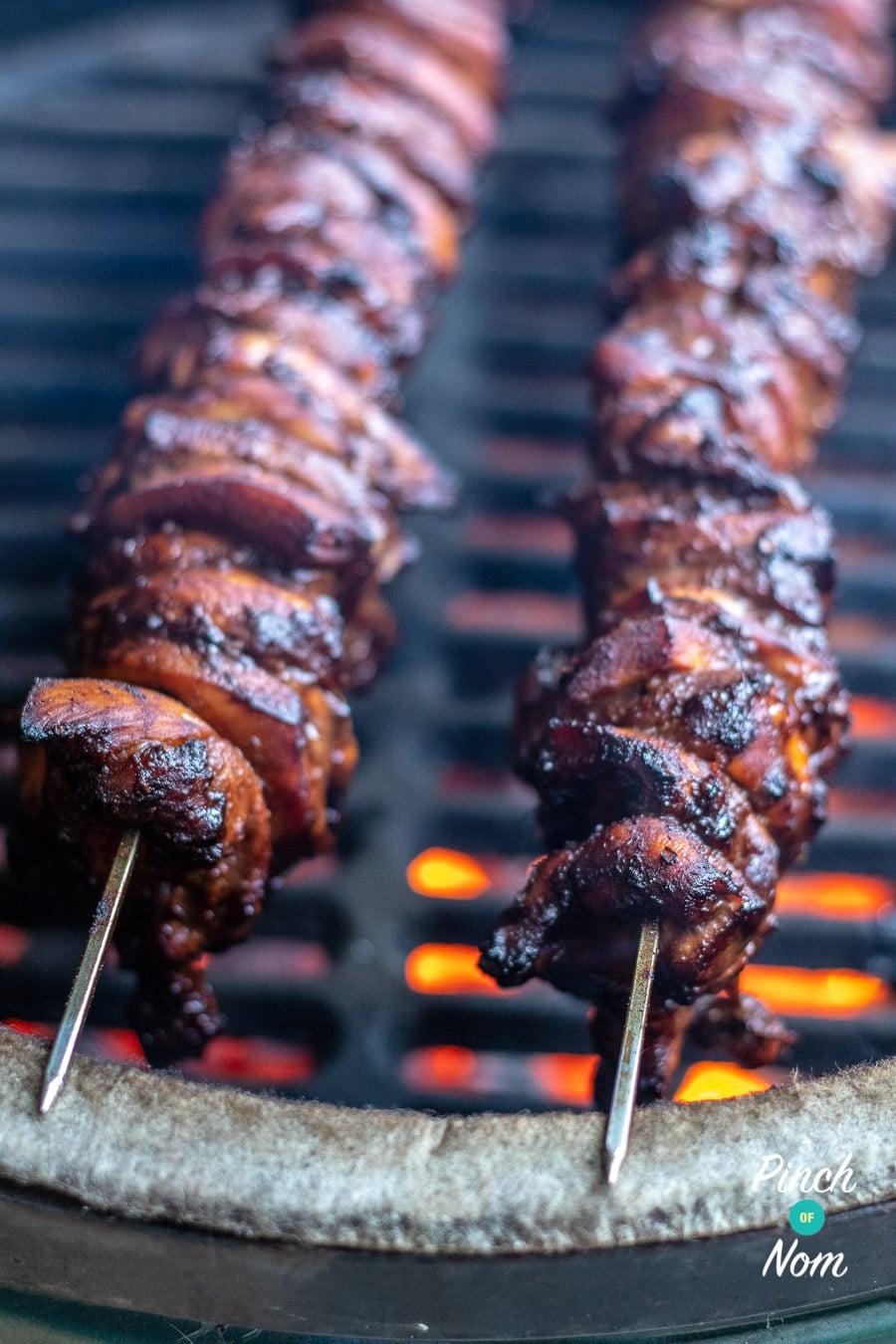 Syn Free Chicken Teriyaki Kebabs | Slimming World