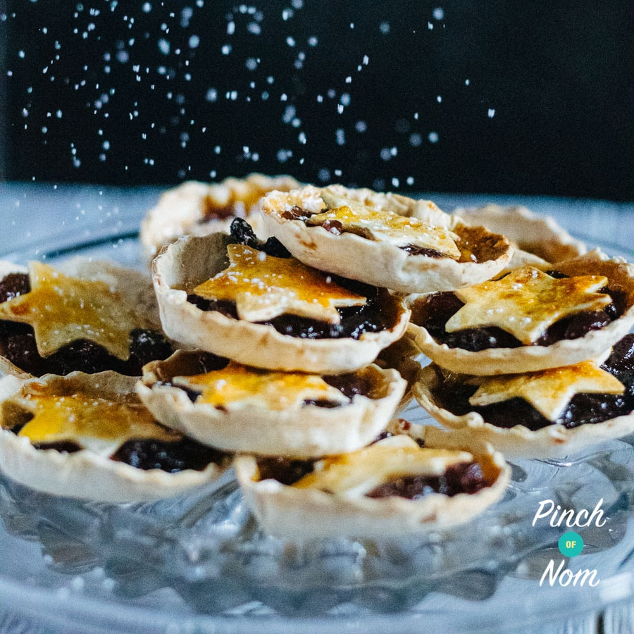 Mince Pies - Pinch of Nom Slimming Recipes