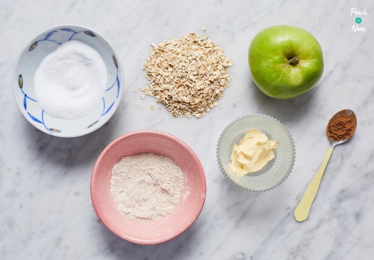 Apple Crumble - Pinch of Nom Slimming Recipes