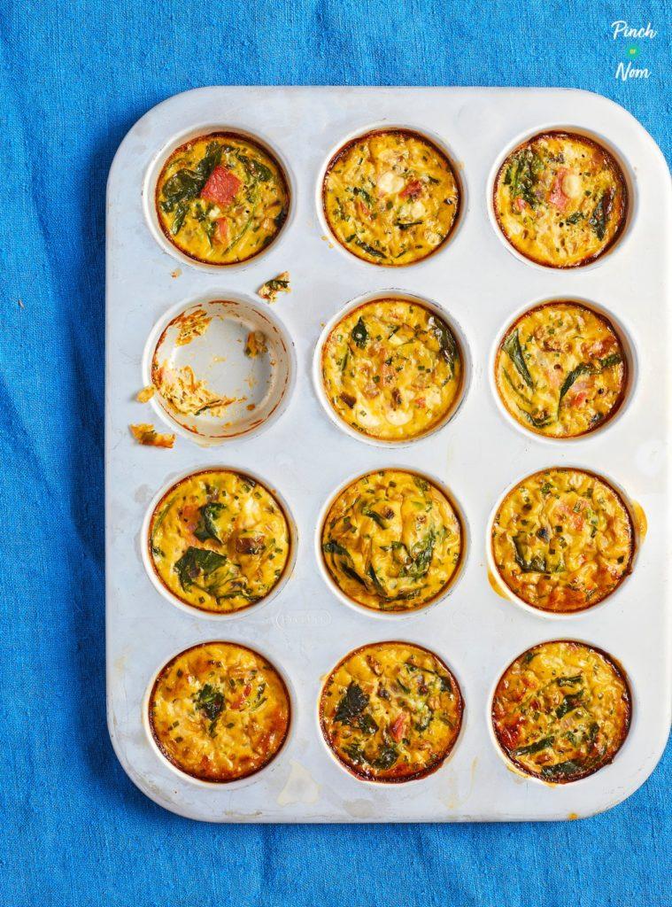 Breakfast Muffins - Pinch of Nom Slimming Recipes