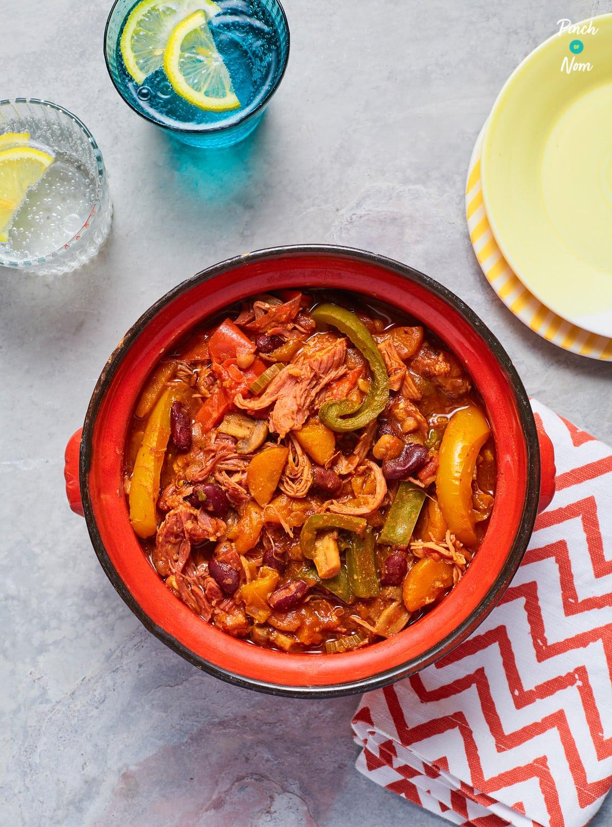 Campfire Stew - Pinch of Nom Slimming Recipes