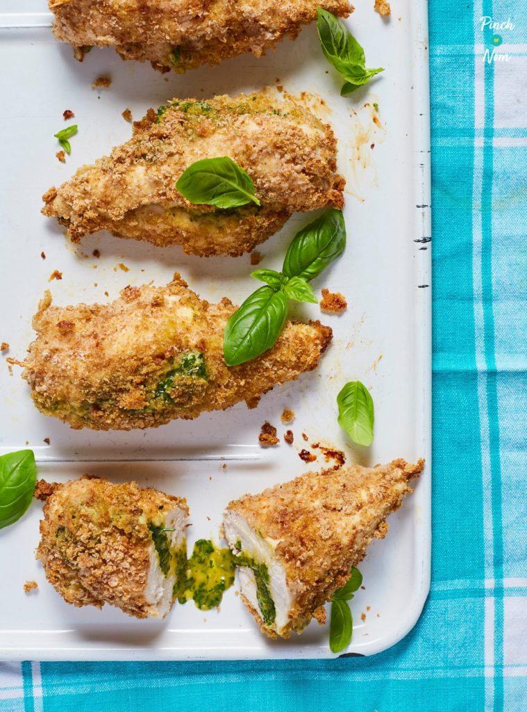 Chicken Kievs - Pinch of Nom Slimming Recipes