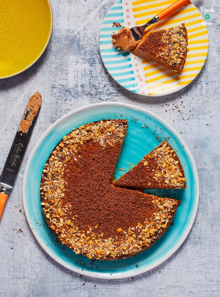 Chocolate Mud Pie - Pinch of Nom Slimming Recipes