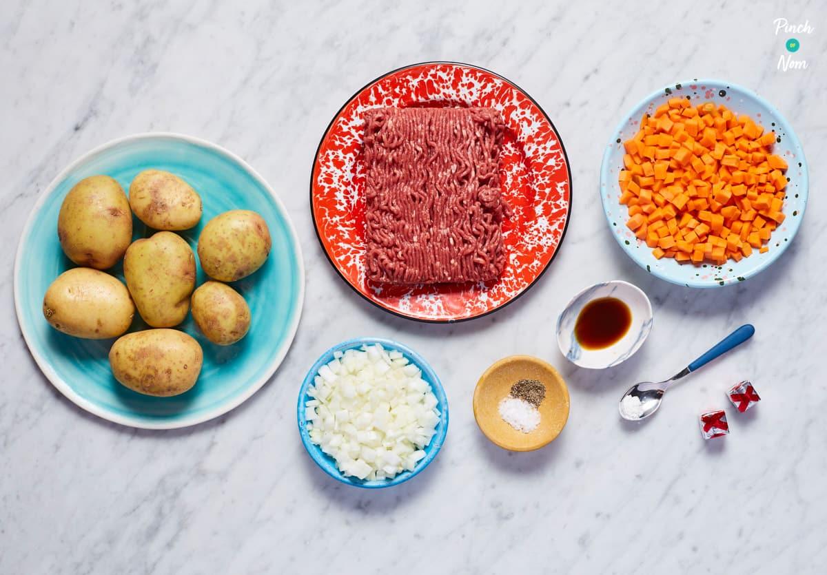 Cottage Pie - Pinch of Nom Slimming Recipes