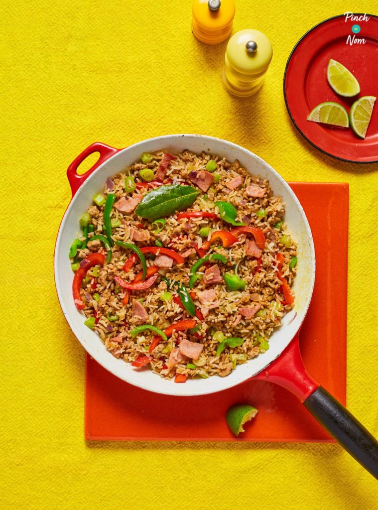 Dirty Rice - Pinch of Nom Slimming Recipes