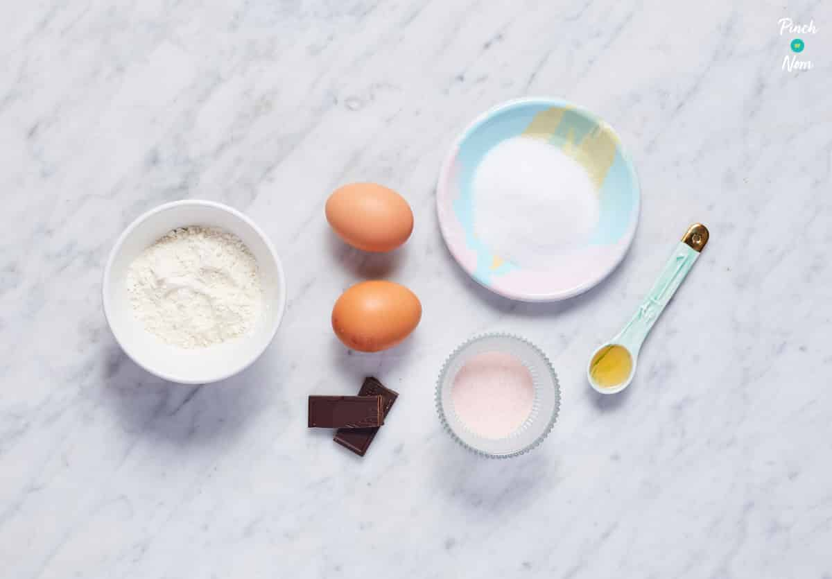 Jaffa Cakes - Pinch of Nom Slimming Recipes