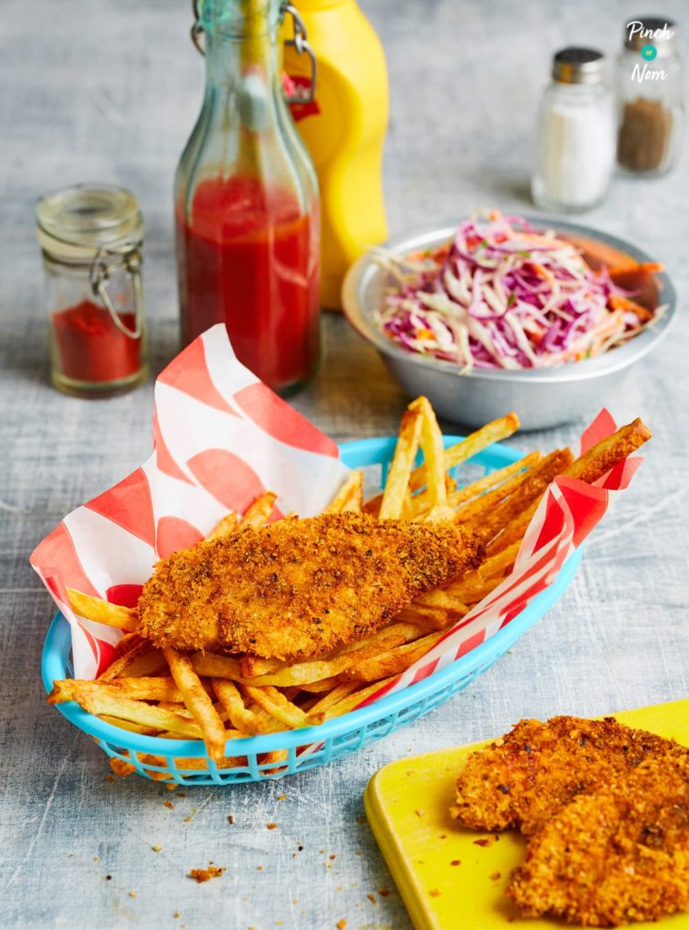 KFC Fakeaway - Pinch of Nom Slimming Recipes