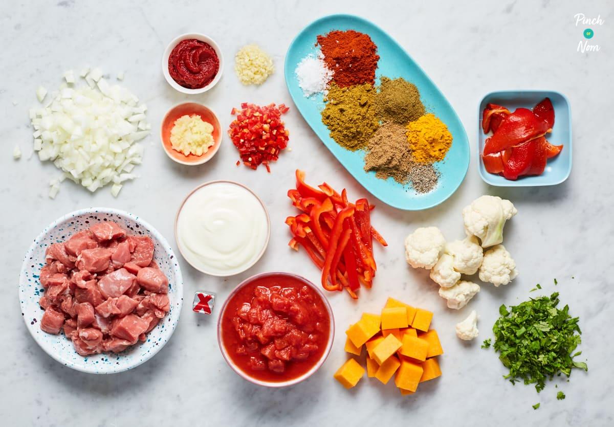 Lamb Rogan Josh - Pinch of Nom Slimming Recipes