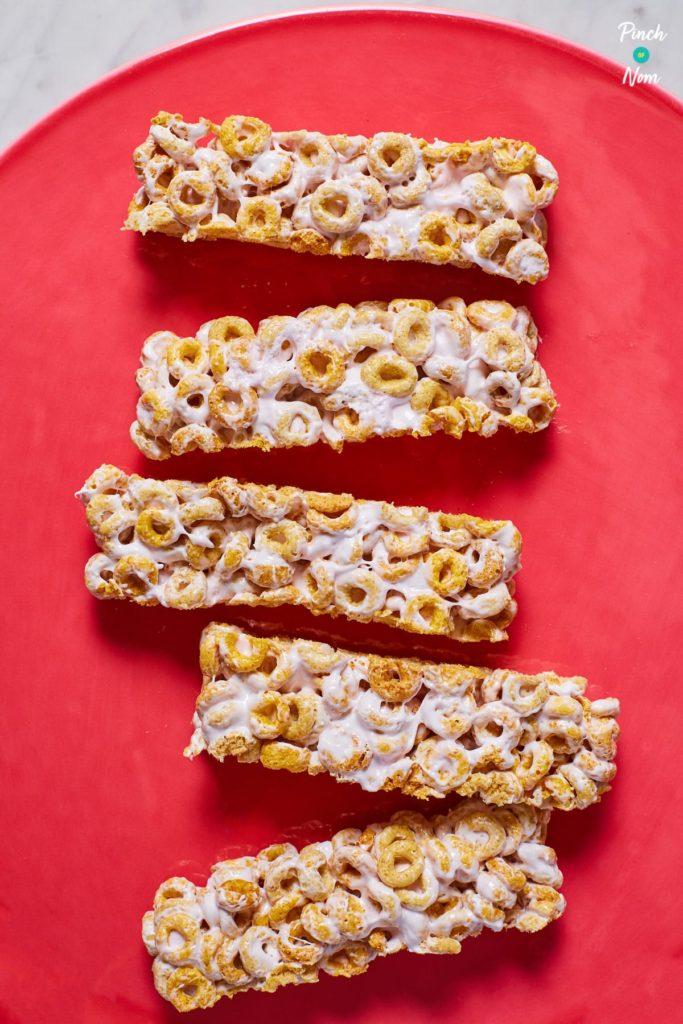 Marshmallow Bars - Pinch of Nom Slimming Recipes