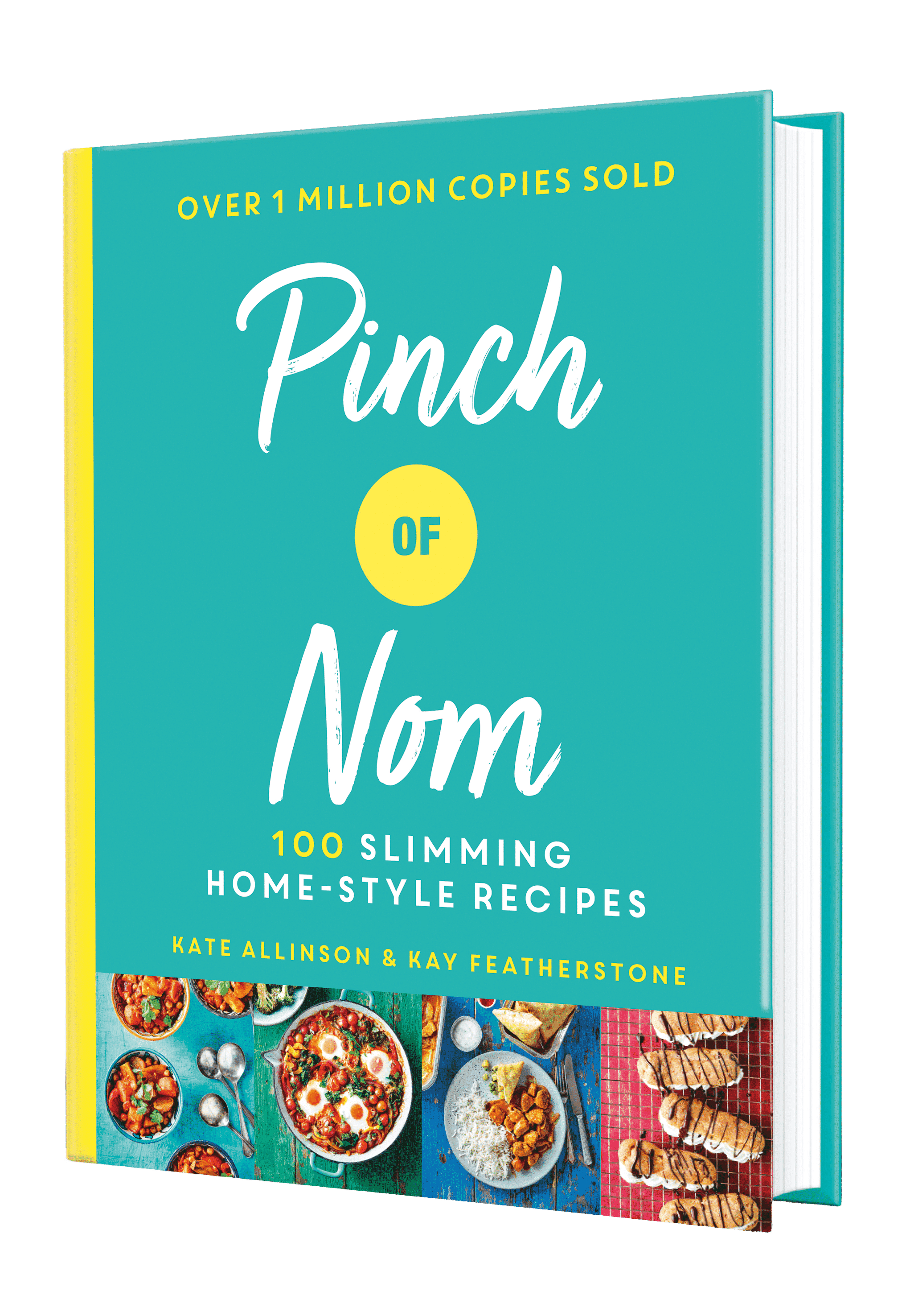 Buy our First Cookbook Now! pinchofnom.com