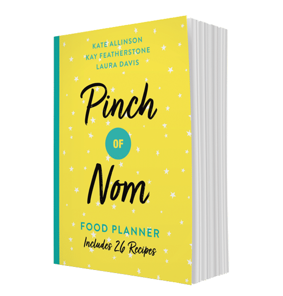 Cookbook Our Food Planner pinchofnom.com