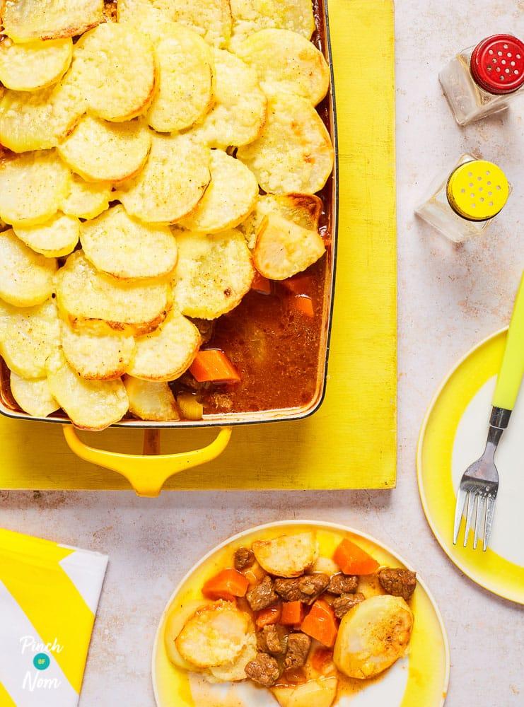 Cumberland Pie- Pinch of Nom Slimming Recipes