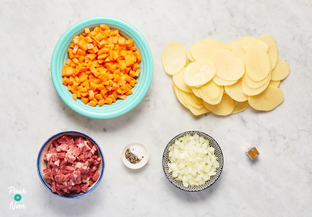Lancashire Hotpot - Pinch of Nom Slimming Recipes