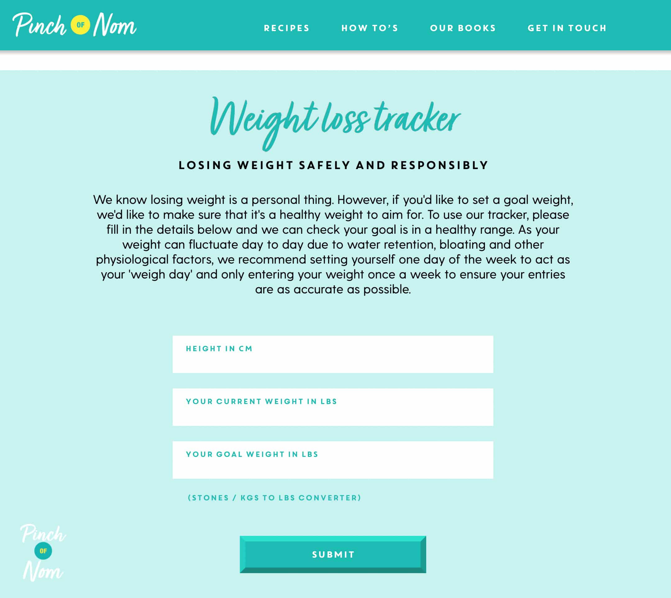A guide to the new Pinch of Nom website   Pinch of Nom Slimming and Weight Watchers Friendly