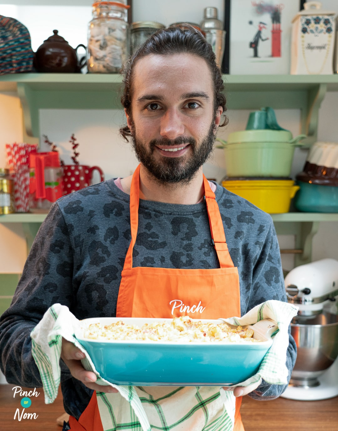 Joe Wicks - The Magic Ingredient | Pinch of Nom