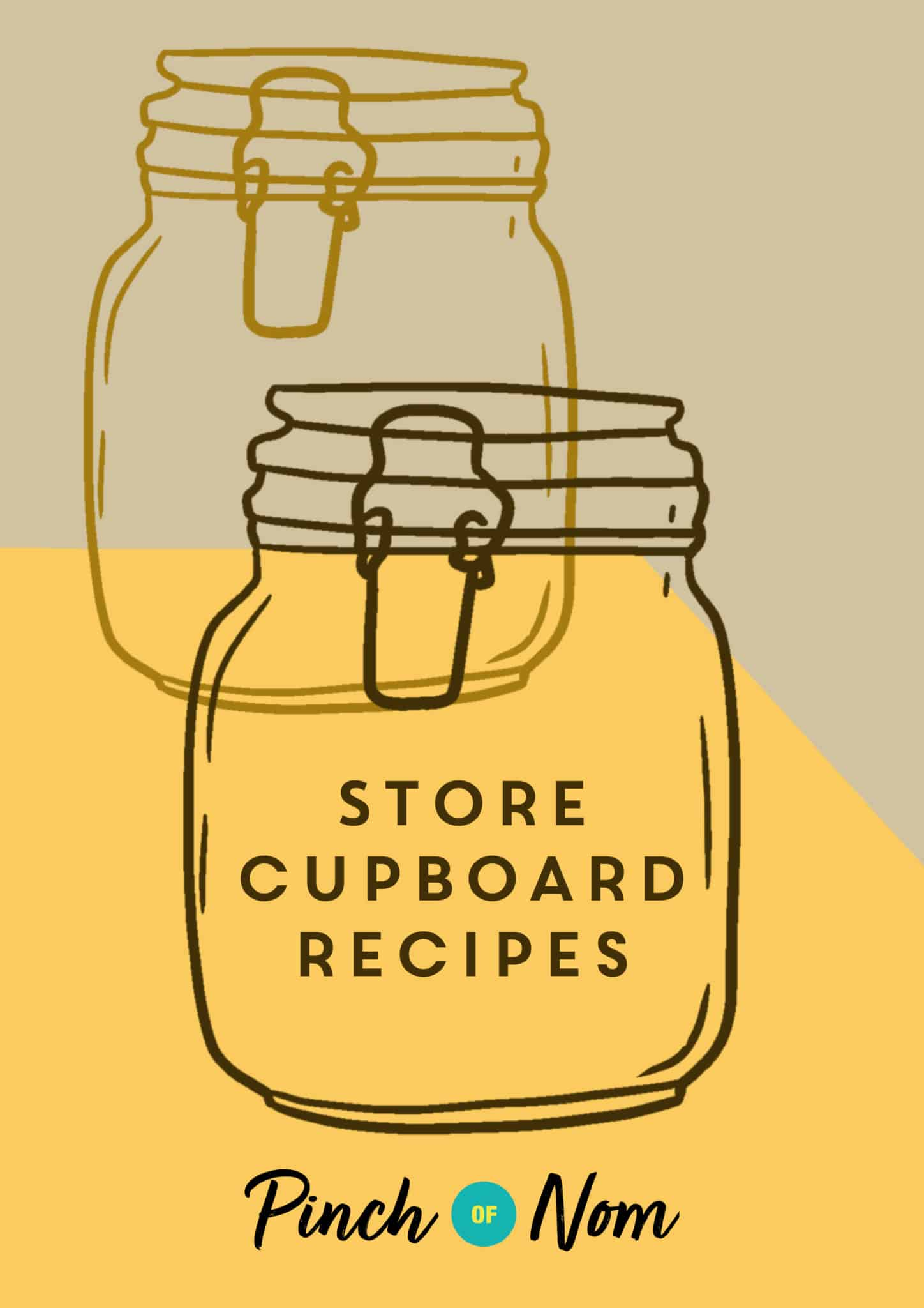 Store Cupboard Recipes | Pinch of Nom Slimming Recipes