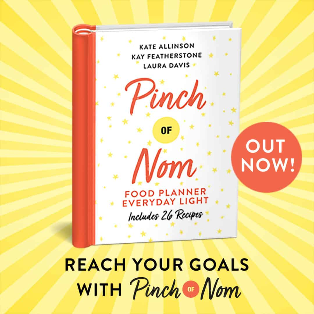 Pinch of Nom Food Planner