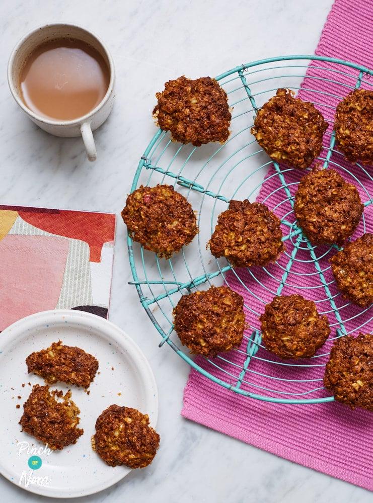 Apple Pie Cookies - Pinch of Nom Slimming Recipes