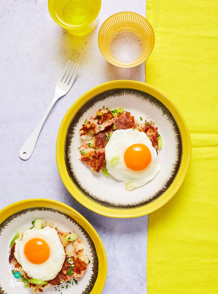 Corned Beef Hash - Pinch of Nom Slimming Recipes