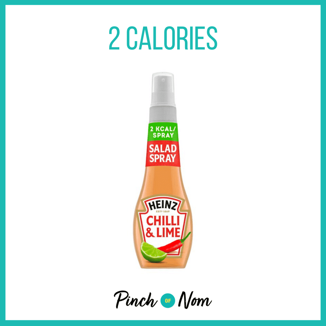 The Weekly Pinch of Shopping | Heinz Salad Spray