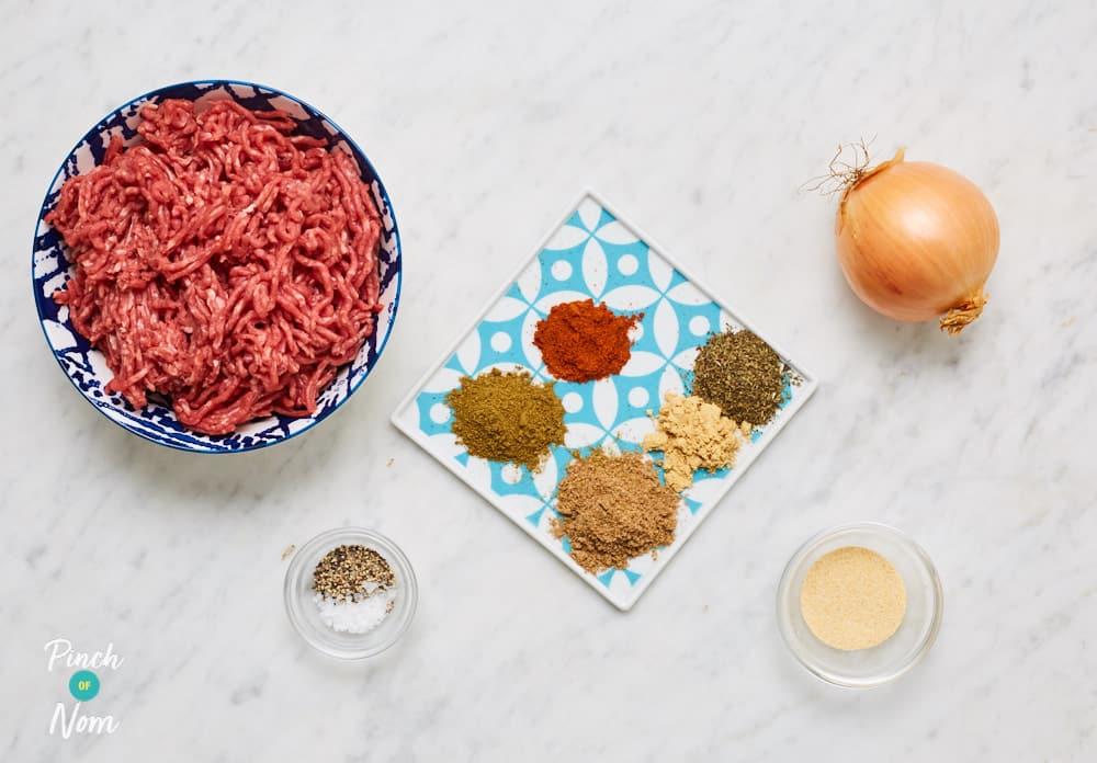 Seekh Kebabs - Pinch of Nom Slimming Recipes