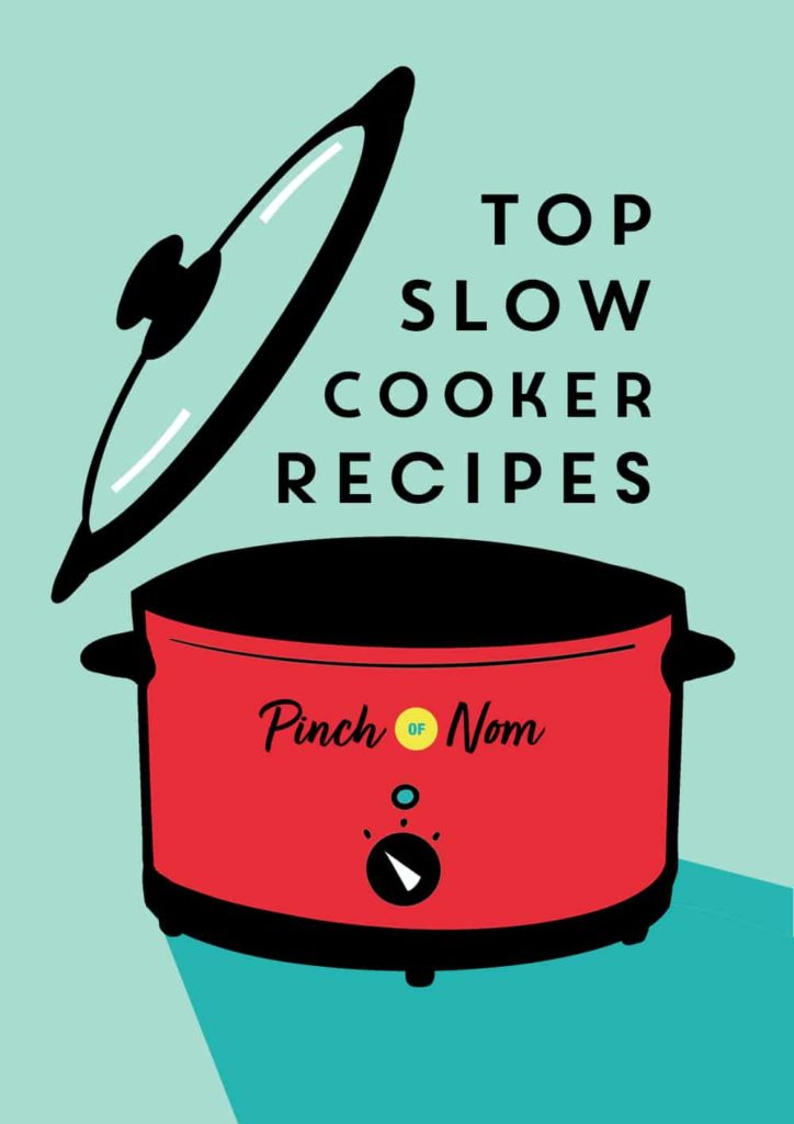 Top Slow Cooker Recipes - Pinch of Nom Slimming Recipes