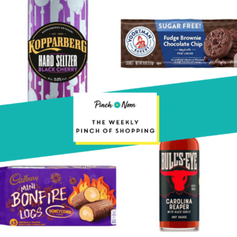 Your Slimming Essentials - The Weekly Pinch of Shopping 25.09 pinchofnom.com