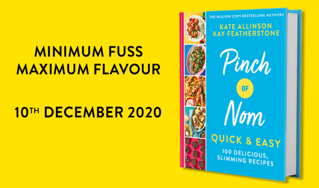 Our new cookbook - Pinch of Nom Quick & Easy   Pinch of Nom Slimming Recipes
