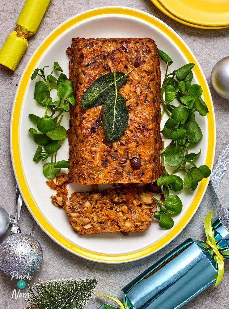 Chestnut Roast - Pinch of Nom Slimming Recipes