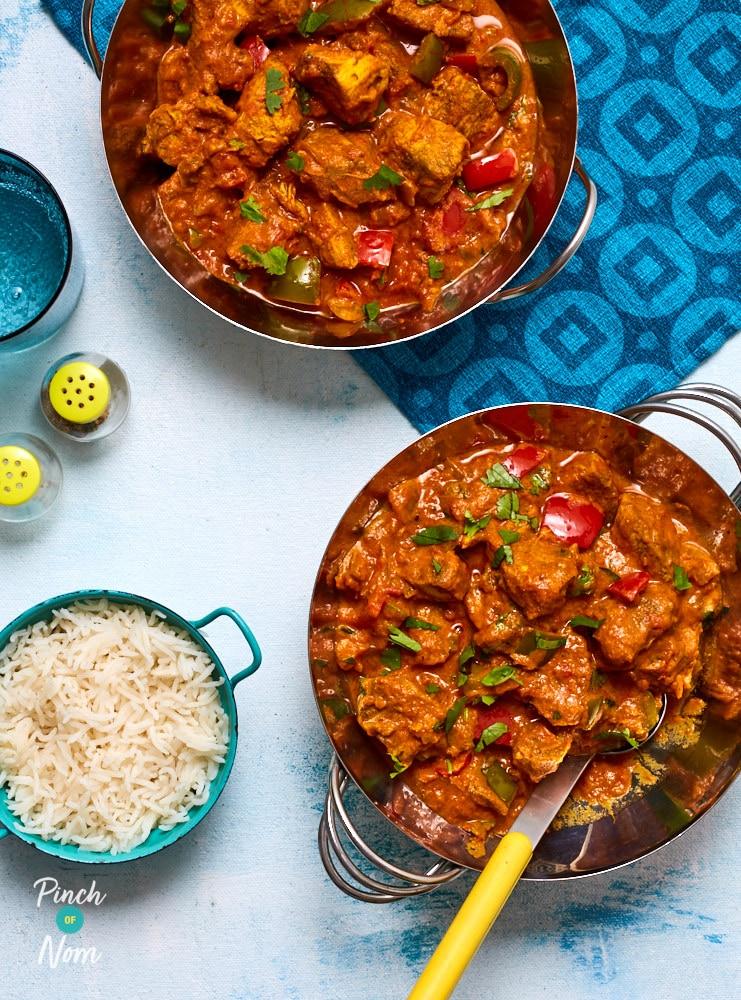Chilli Chicken Masala - Pinch of Nom Slimming Recipes