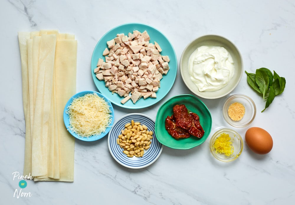 Filo Crackers - Pinch of Nom Slimming Recipes