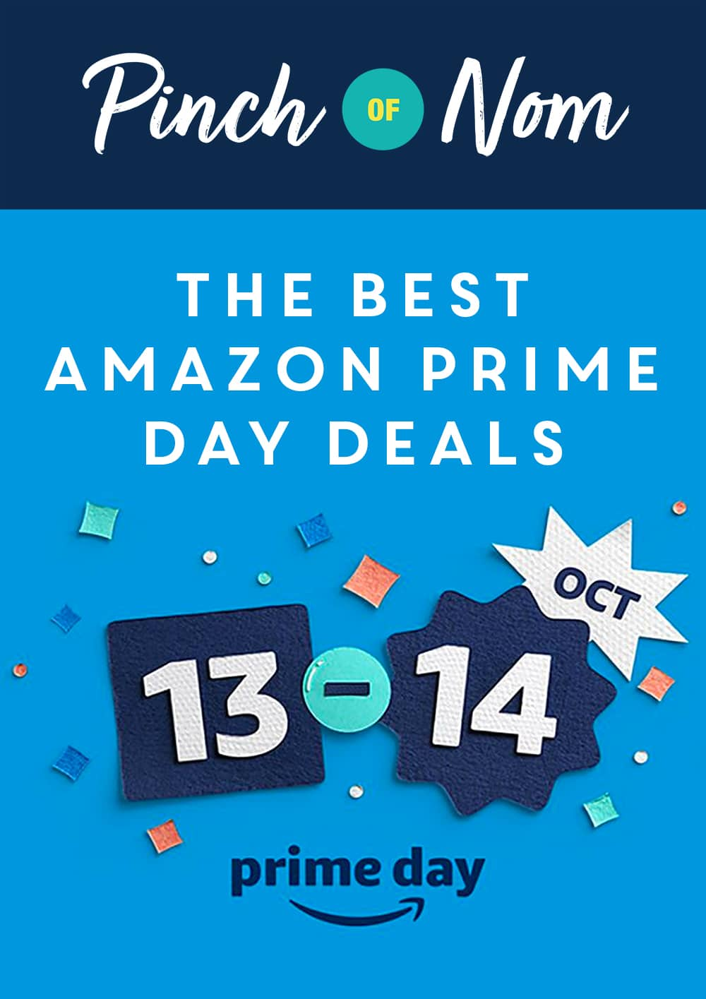 Prime Day Oct 2020 - Pinch of Nom Slimming Recipes