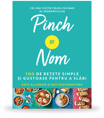 Our First Book – Romanian Edition pinchofnom.com