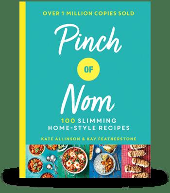 Our First Book pinchofnom.com