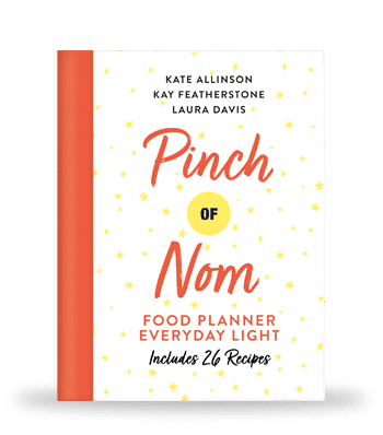 Our Second Food Planner pinchofnom.com