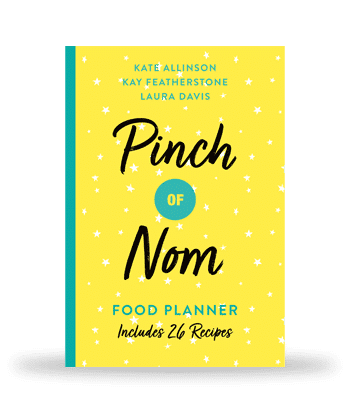 Our Food Planner pinchofnom.com